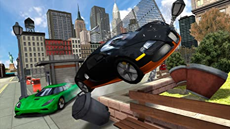 Amazon Com Car Driving Simulator New York Appstore For Android
