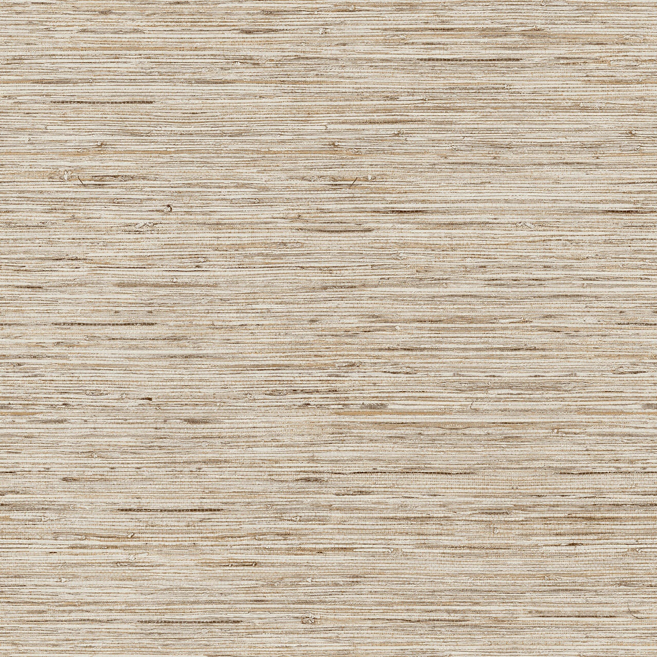 RoomMates RMK9031WP Grasscloth Peel and Stick Wallpaper Décor