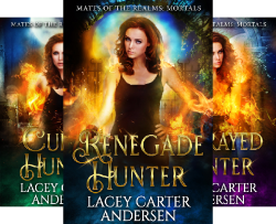 Mates of the Realms: Mortals (7 Book Series) by  Lacey Carter Andersen