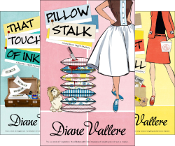 A Madison Night Mystery (3 Book Series) by  Diane Vallere