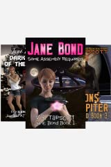 Jane Bond (3 Book Series) Kindle Edition