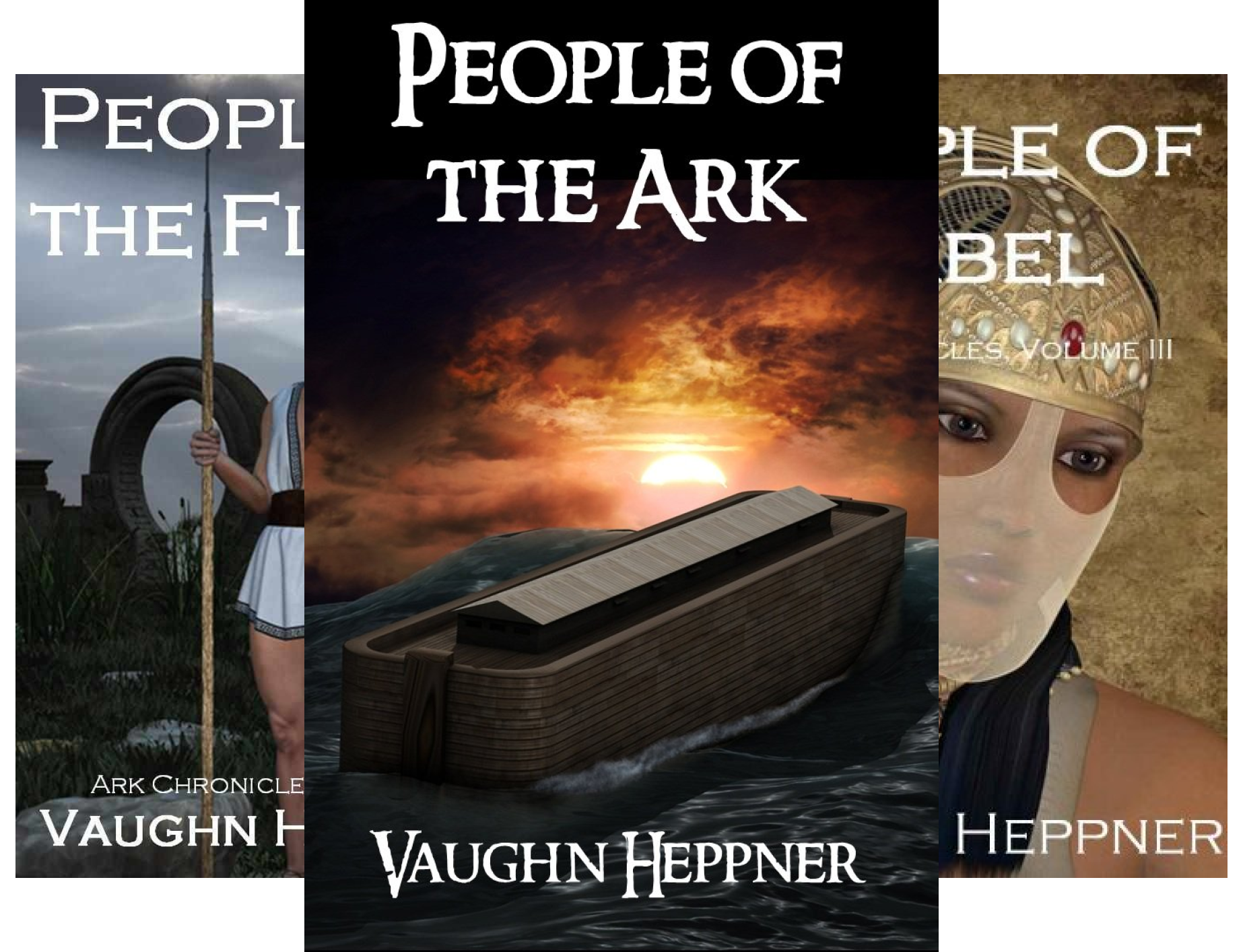 Ark Chronicles (4 Book Series)
