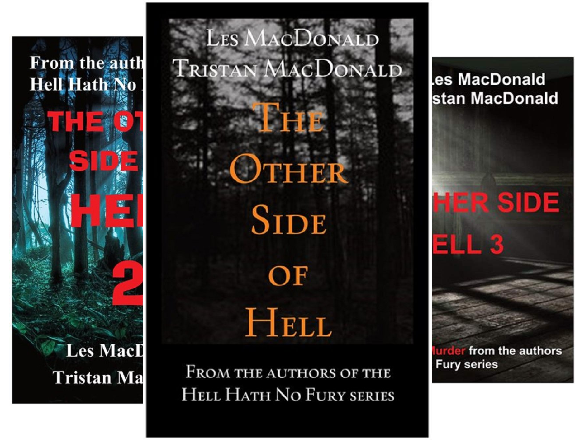The Other Side of Hell (3 Book Series)