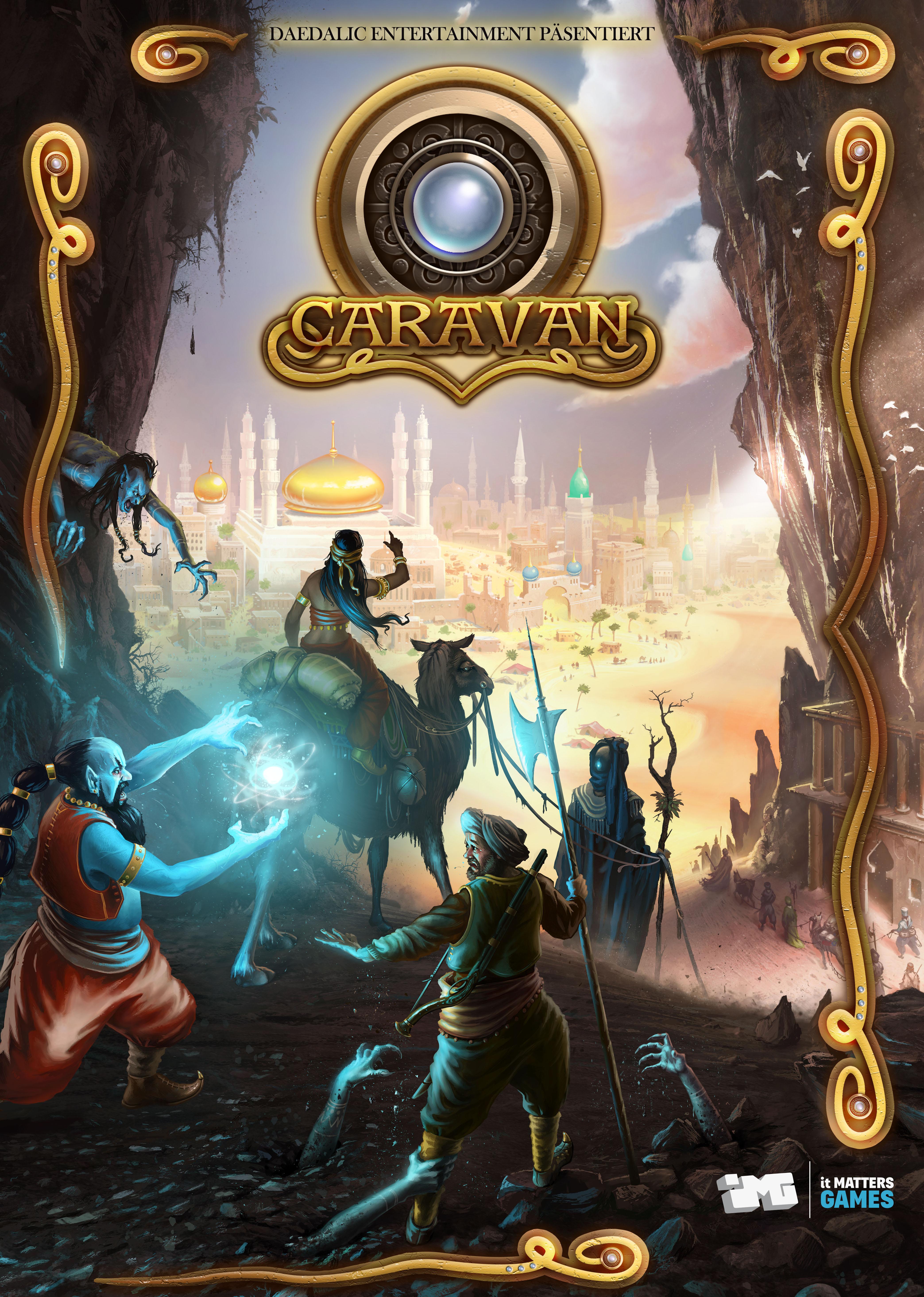 Caravan [Online Game Code]