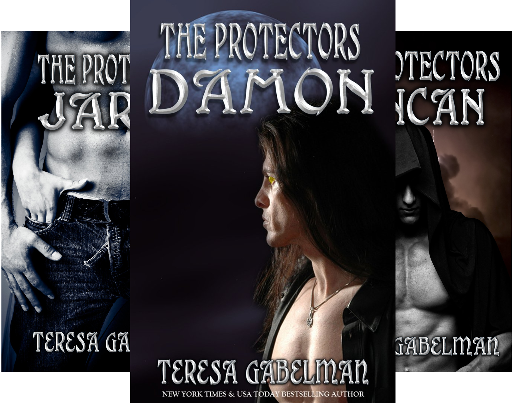The Protectors Series (9 Book Series)