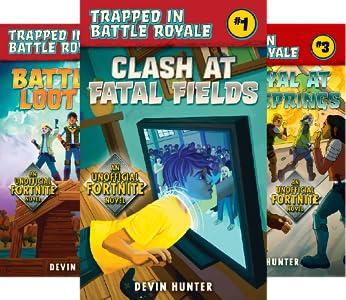 Betrayal at Salty Springs: An Unofficial Fortnite Novel ...