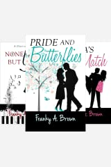 Austen Inspirations (3 Book Series) Kindle Edition
