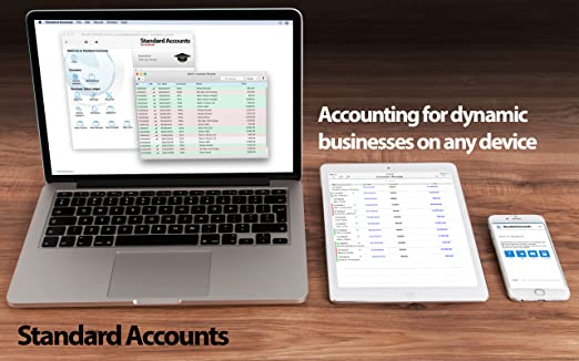 standard accounts free invoicing reporting and bookkeeping app download