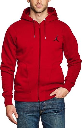 Nike Fleecejacke Jordan 23/7 Full Zip Hoodie - Chándal, Color Rojo ...