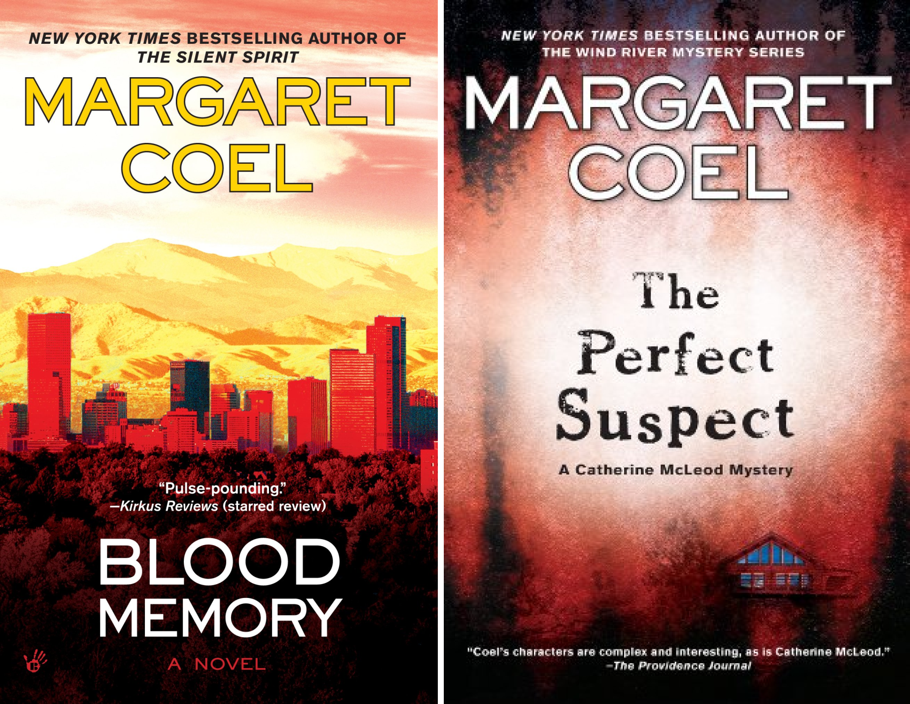 A Catherine McLeod Mystery (2 Book Series)