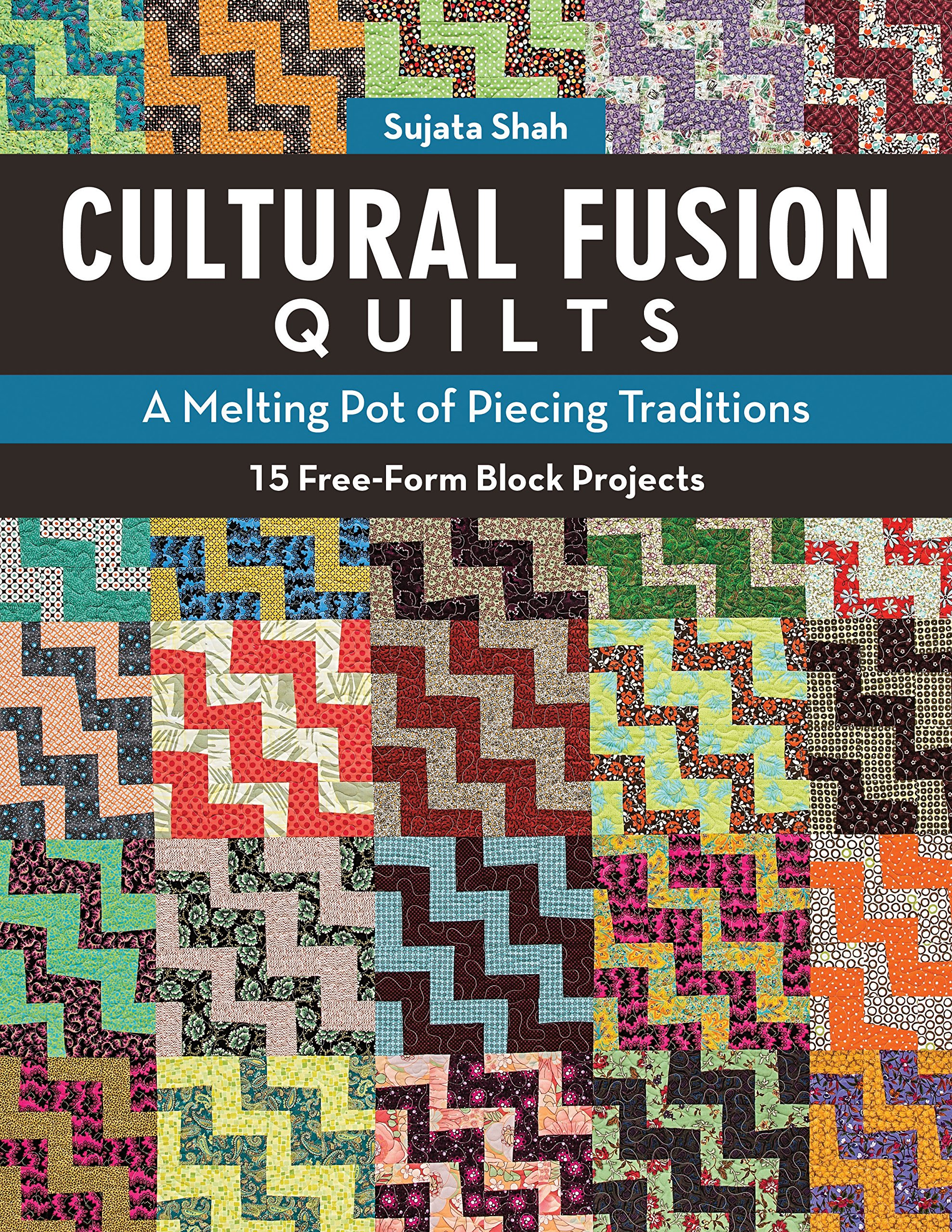 Cultural Fusion Quilts: A Melting Pot of Piecing Traditions
