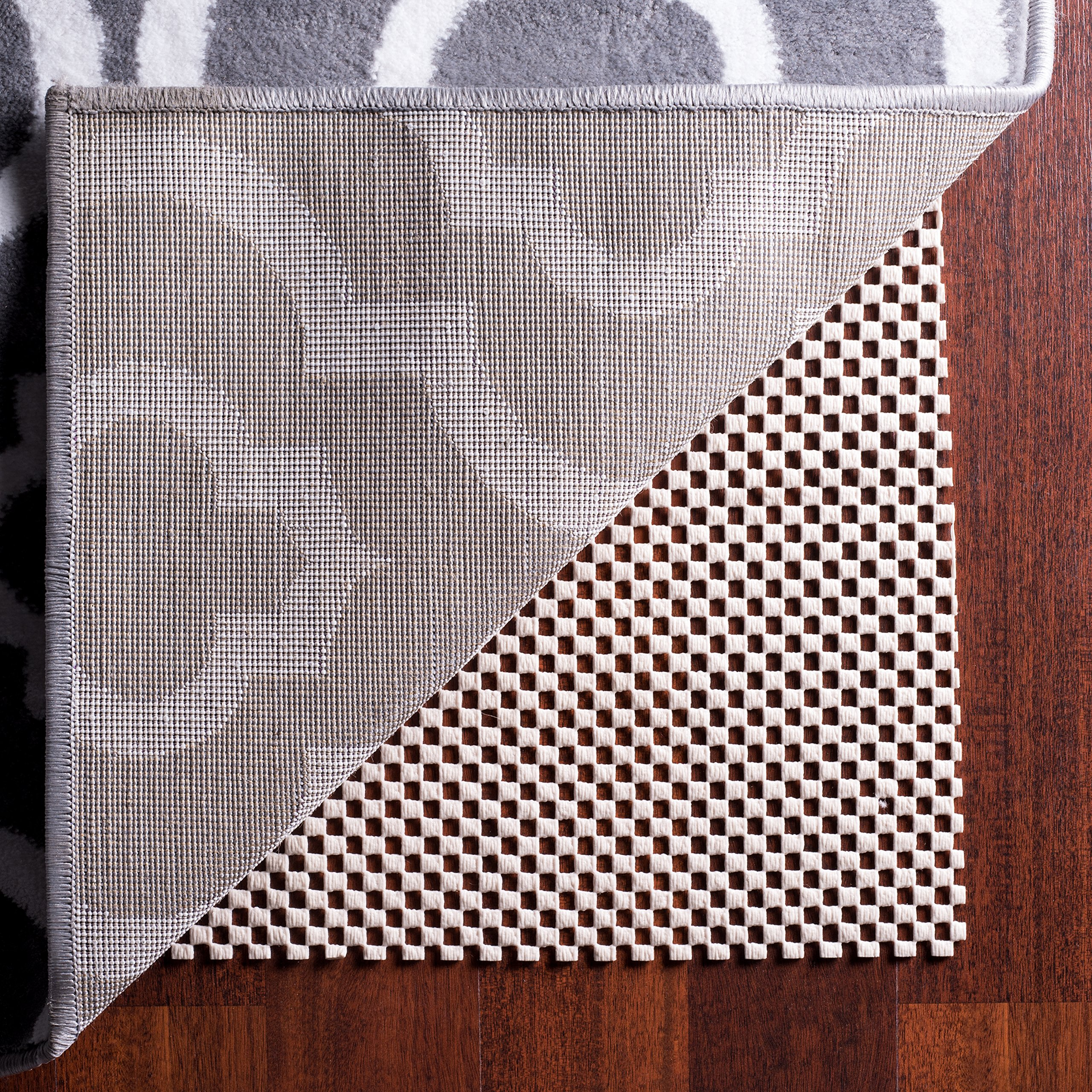 5x8 Rug Pad Non Slip Extra Thick For Hard Surface Floor