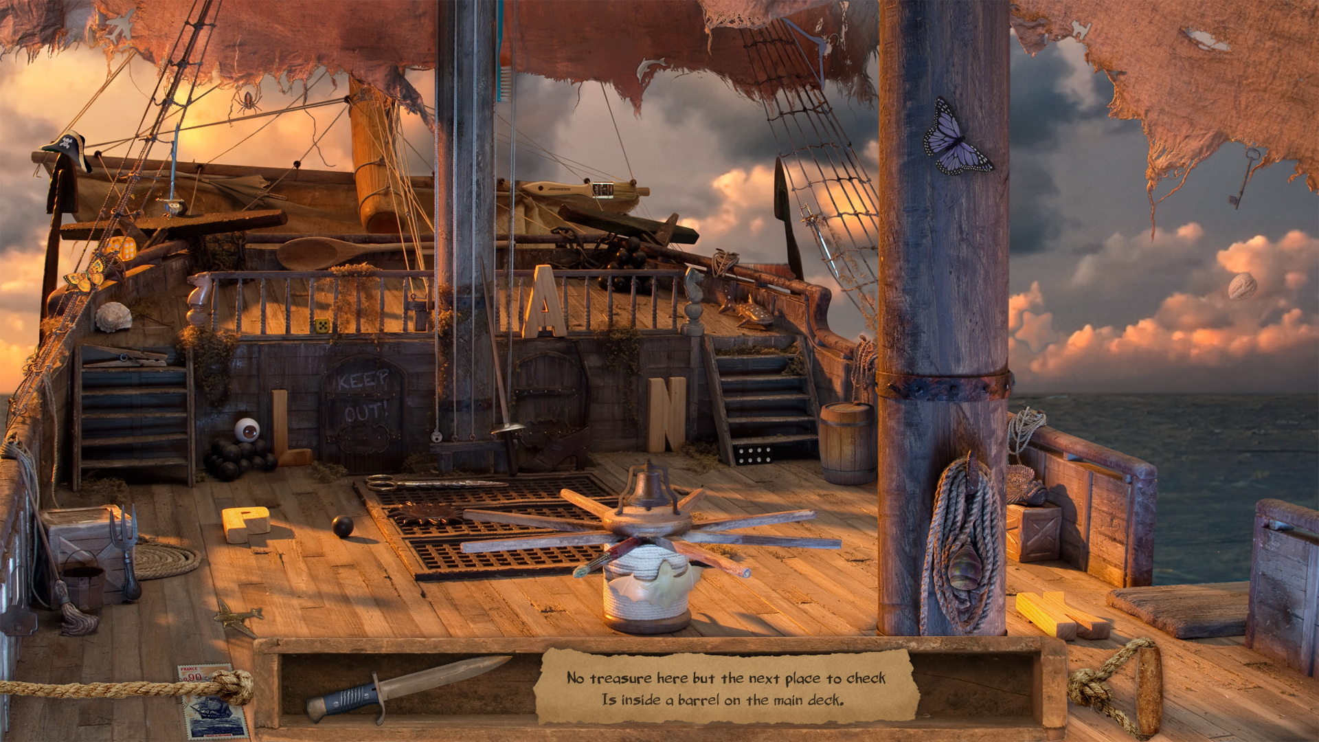 I SPY Pirate Ship [Download]