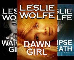 Special Agent Tess Winnett Series Books 1-4 - Leslie Wolfe