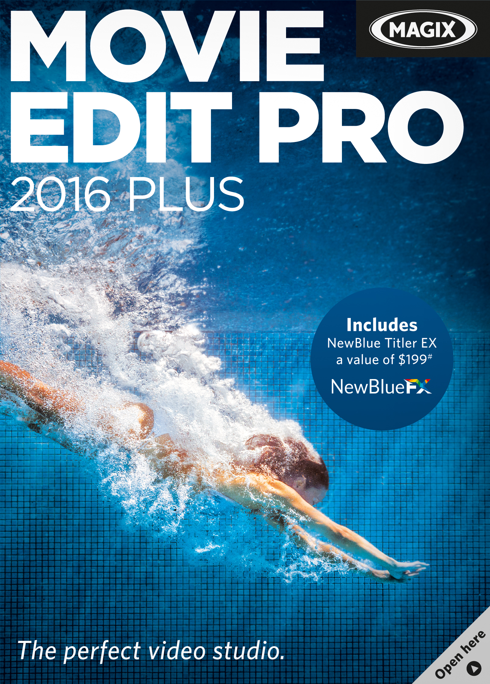 MAGIX Movie Edit Pro 2016 Plus [Download]