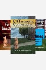 Psycho Cat and the Landlady Mysteries (4 Book Series) Kindle Edition
