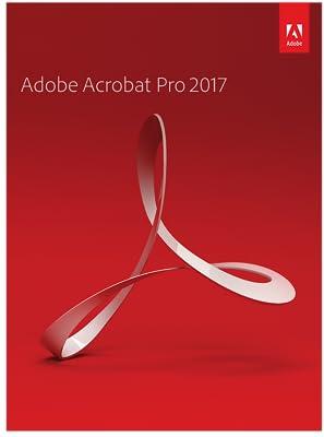 Adobe Acrobat Pro 2017 Windows [Download]