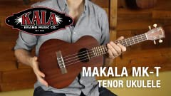 Amazon Com Makala Tenor Mahogany Ukulele By Kala Mk T