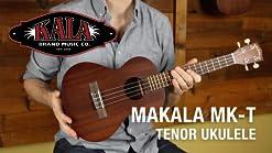 Amazon Com Makala Tenor Mahogany Ukulele By Kala Mk T