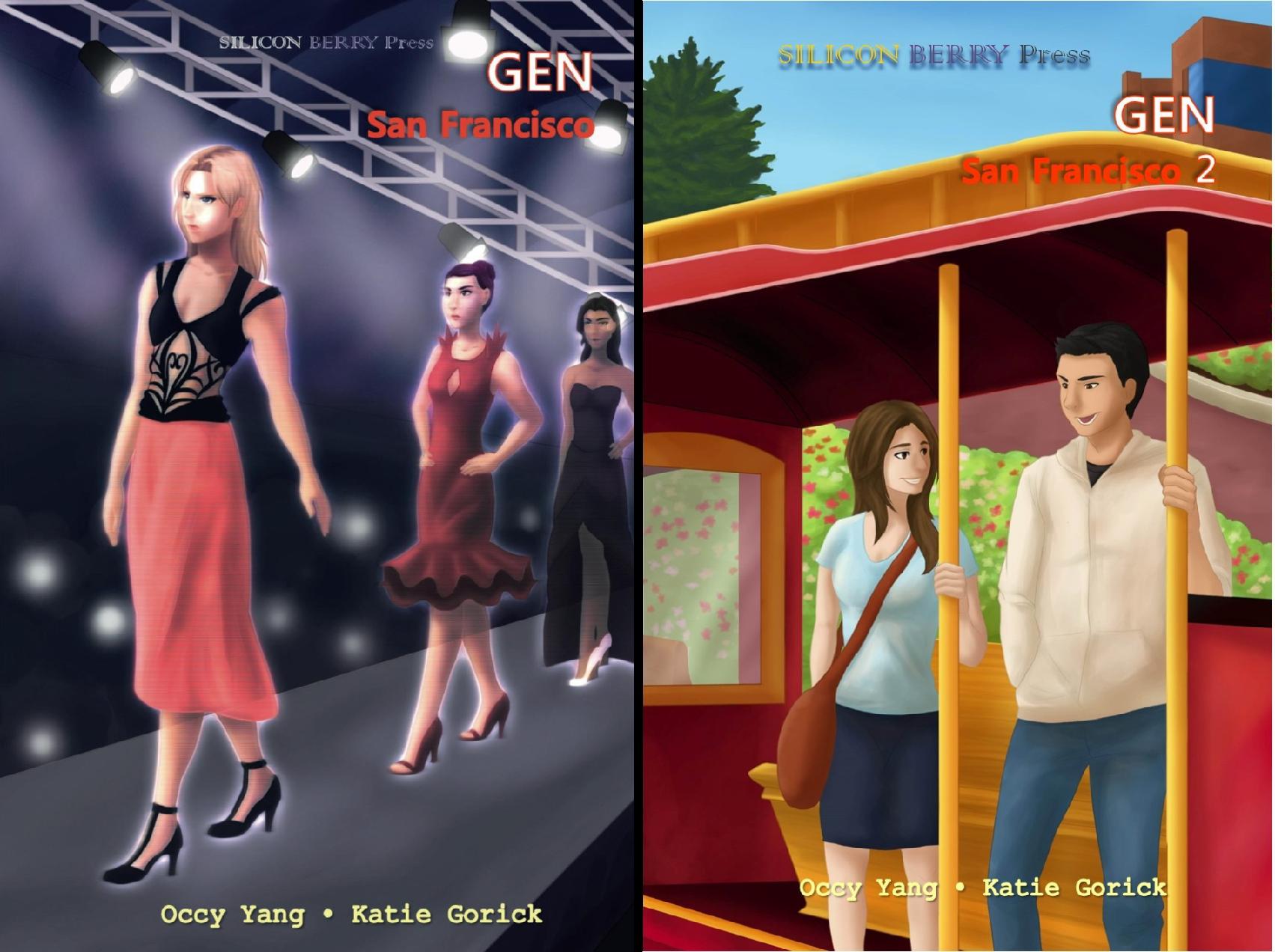 GSF (2 Book Series)