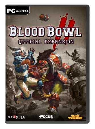 Blood Bowl 2 - Official Expansion [Online Game Code]