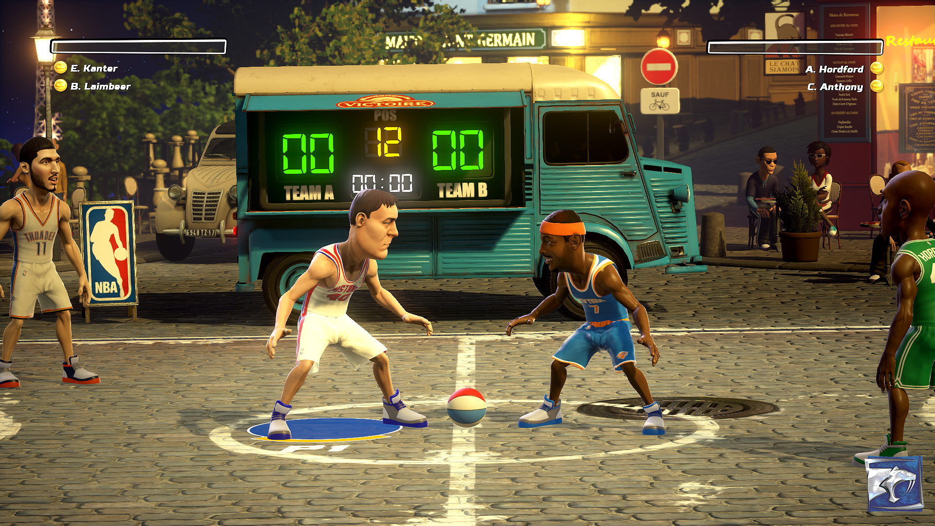 NBA Playgrounds [Online Game Code]