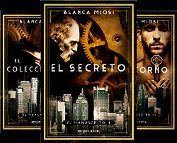 El manuscrito by Blanca Miosi