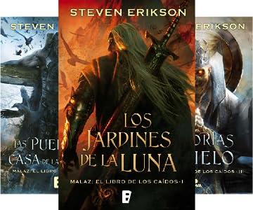 Las Puertas De La Casa De La Muerte Malaz El Libro De Los Caídos 2 Spanish Edition Ebook Erikson Steven Kindle Store