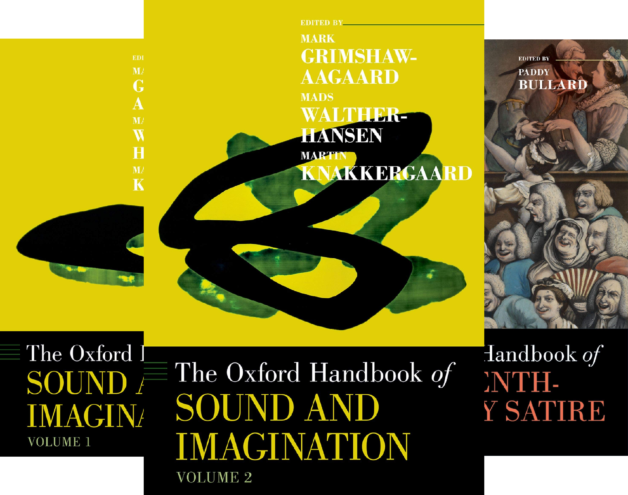 Oxford Handbooks