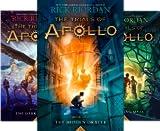 Trials of Apollo (4 Book Series)