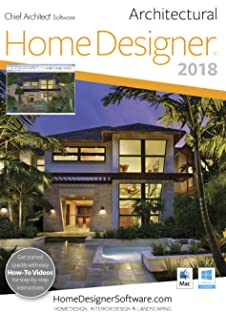 Amazon.com: Home Designer Architectural 2017 [PC]: Software