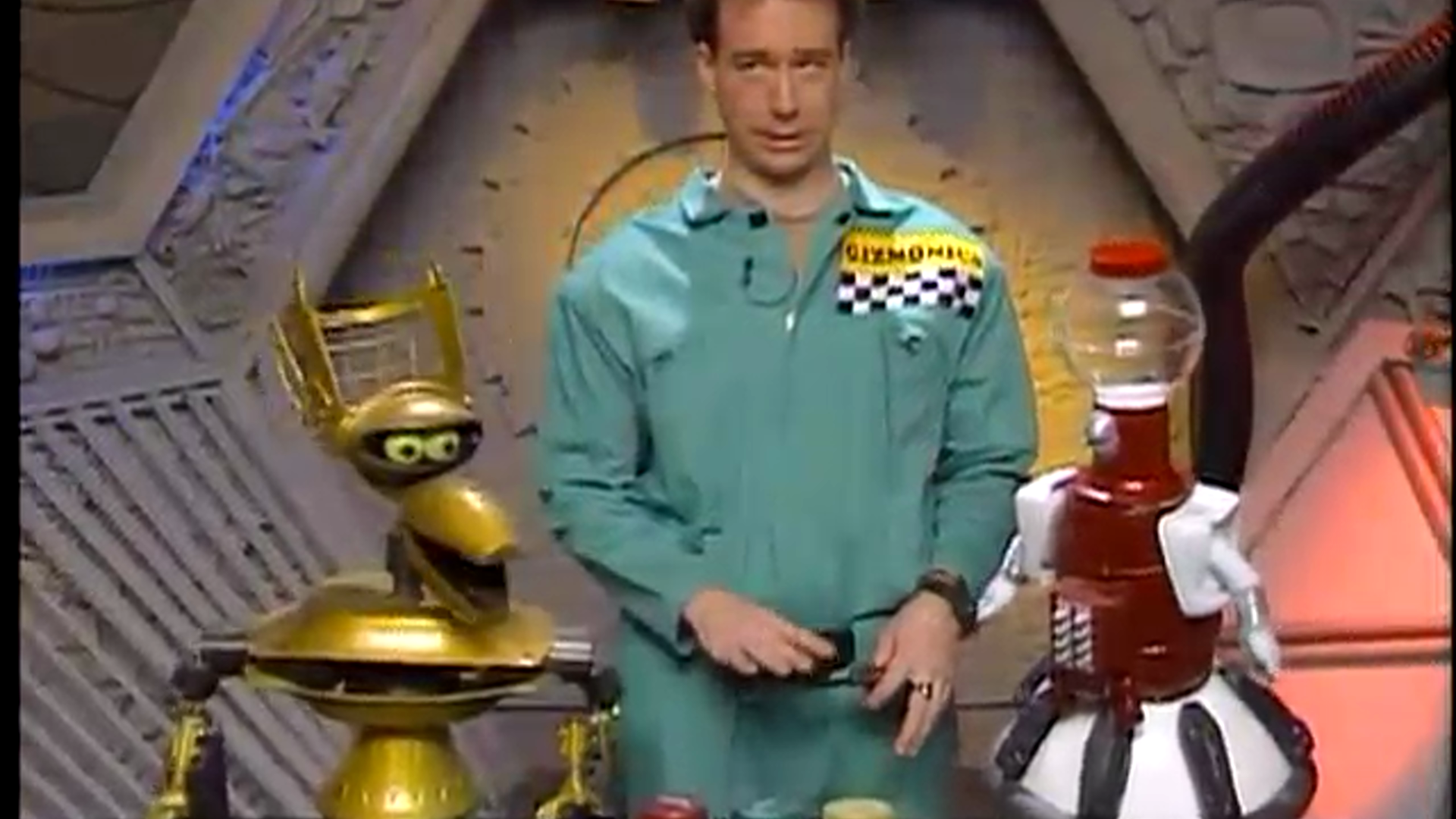 Mystery Science Theater 3000 Clip