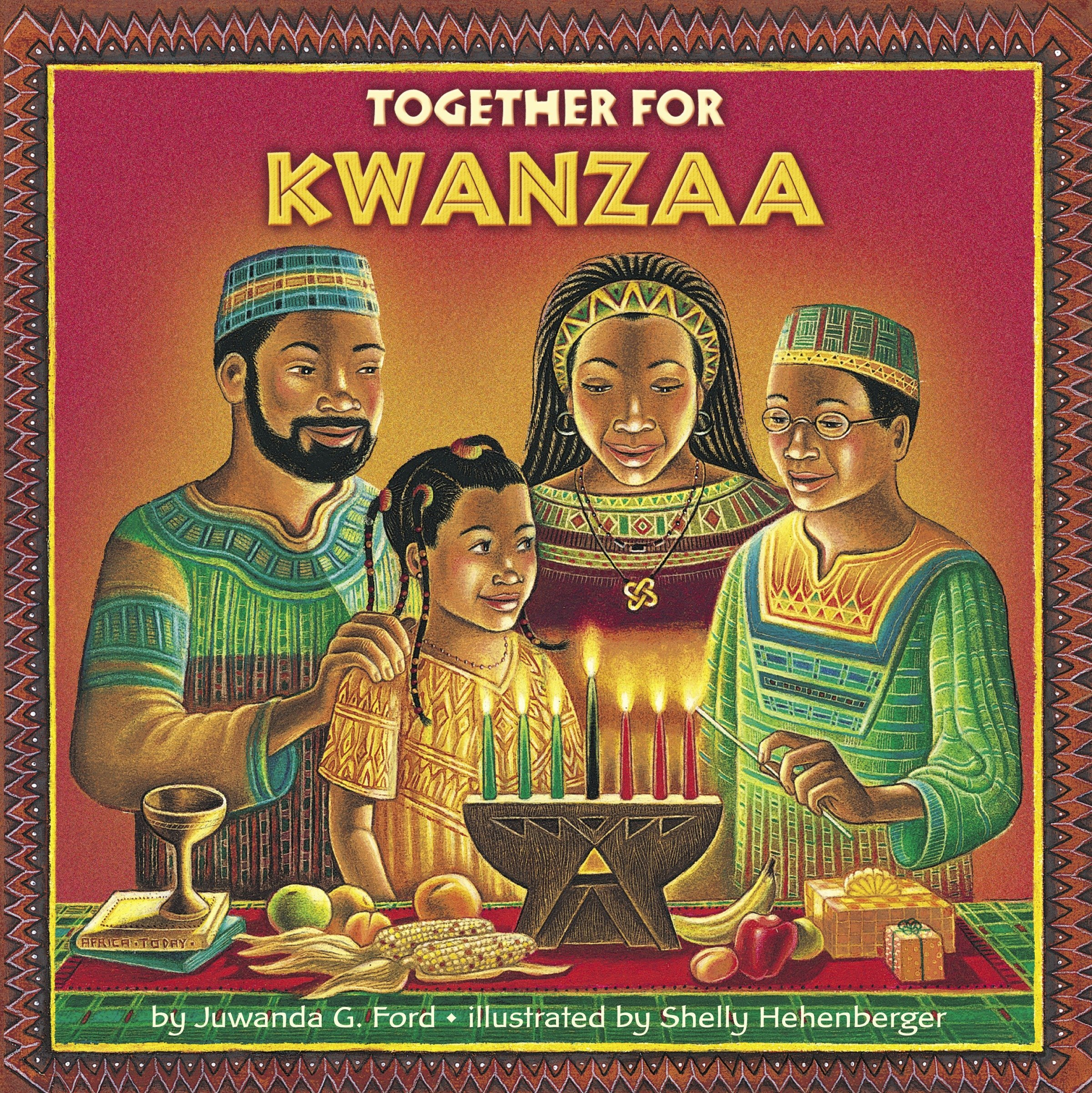 Together for Kwanzaa (Pictureback(R))