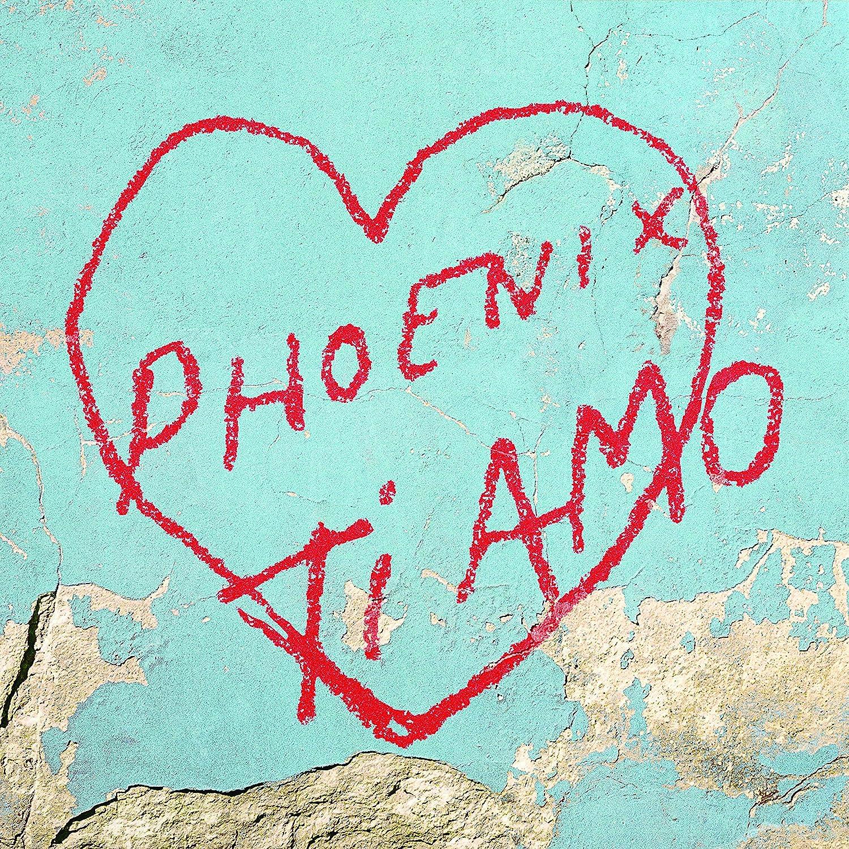 Vinilo : The Phoenix - Ti Amo (LP Vinyl)