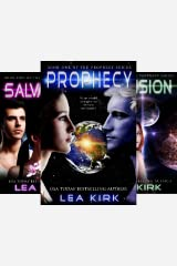 The Prophecy Series (3 Book Series) Kindle Edition