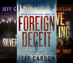 David Wolf Mystery Thriller Series (13 Book Series)