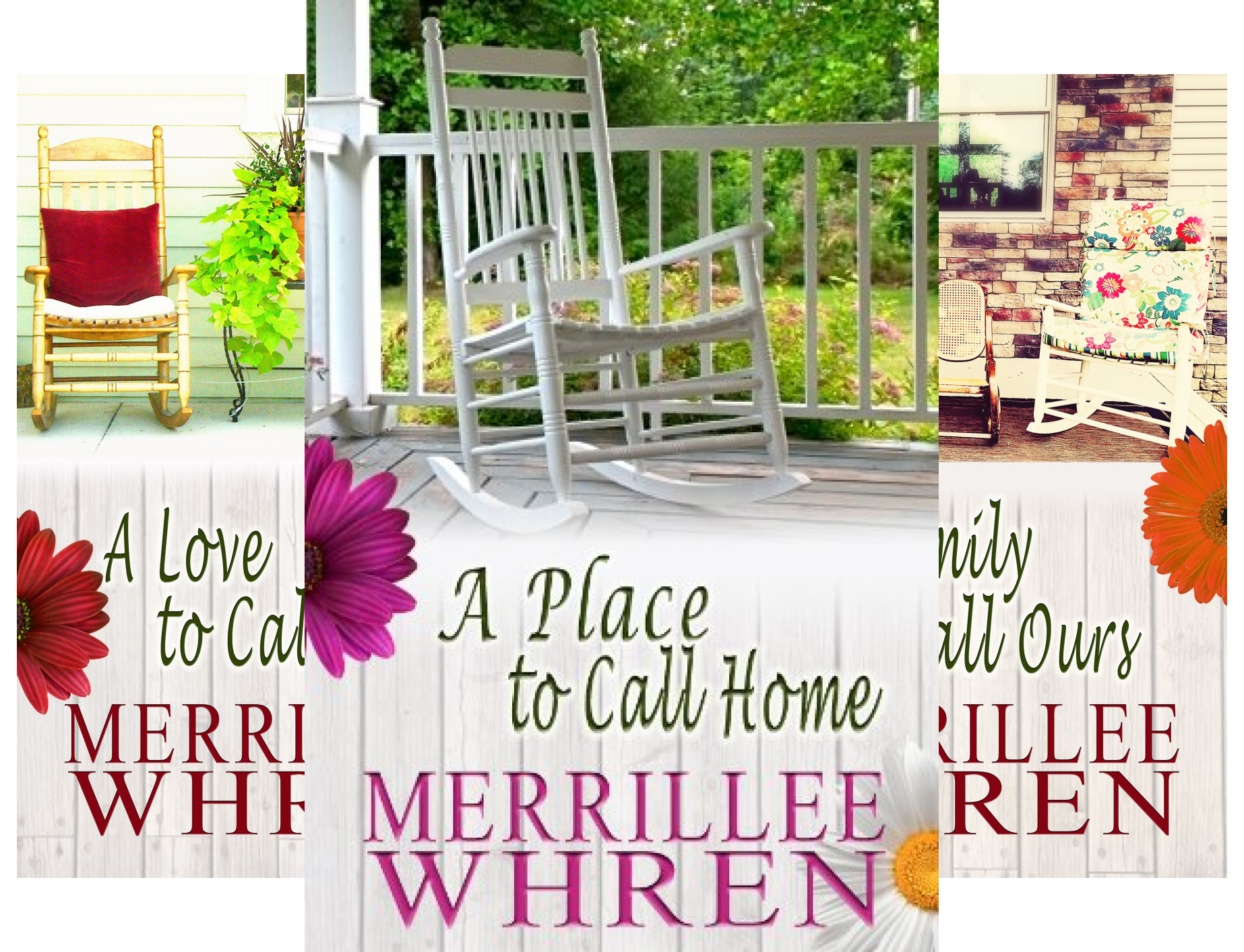 Front Porch Promises (3 Book Series)