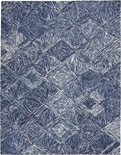 Nourison Linked Modern/Contemporary Area Rug