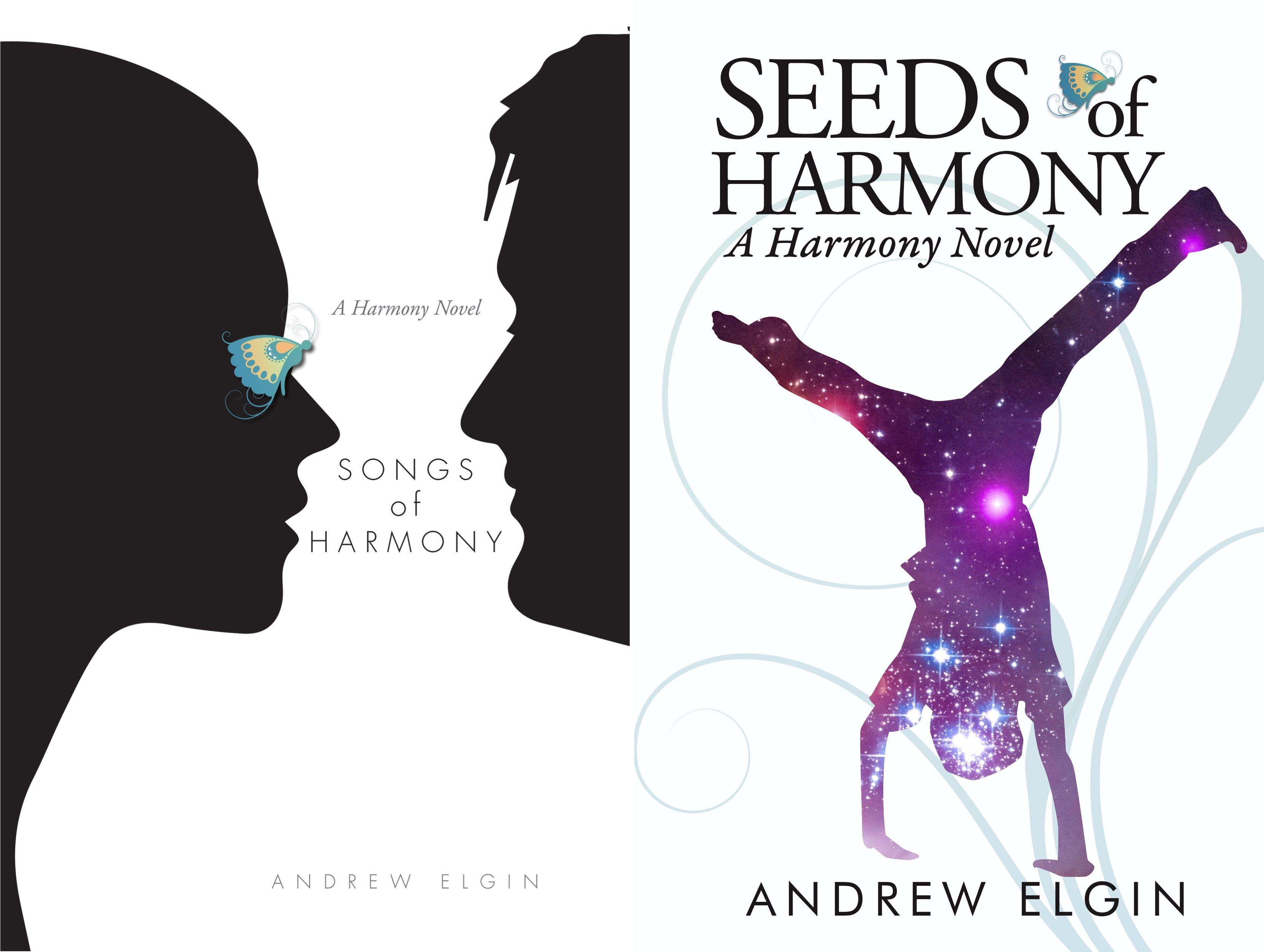 The Harmony Series (2 Book Series)