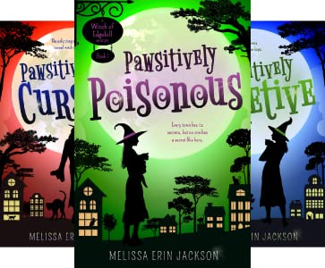 A Witch of Edgehill Mystery (4 book series) Kindle Edition