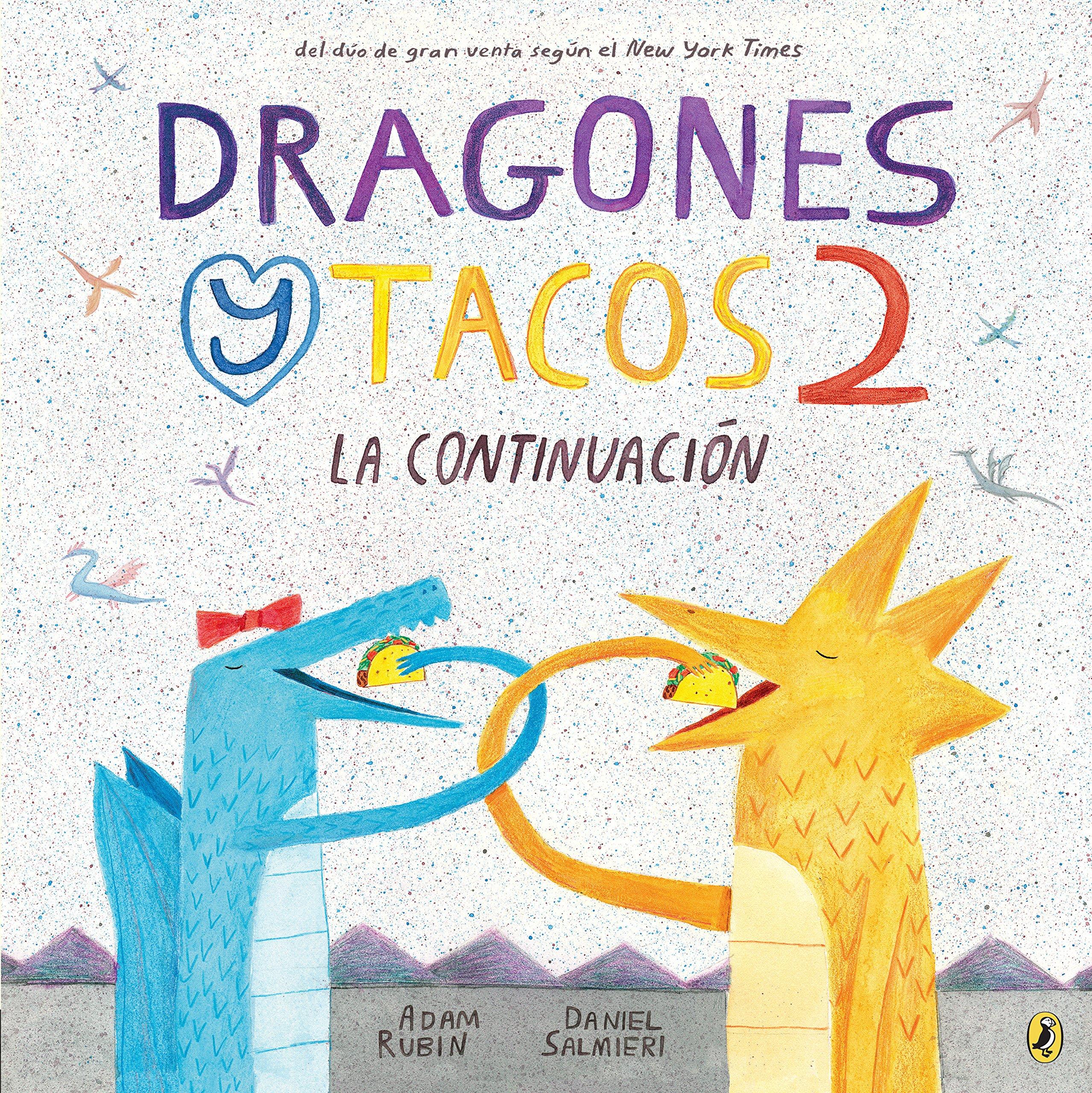 Amazon.com: Dragones y Tacos 2: La continuación (Dragones y ...