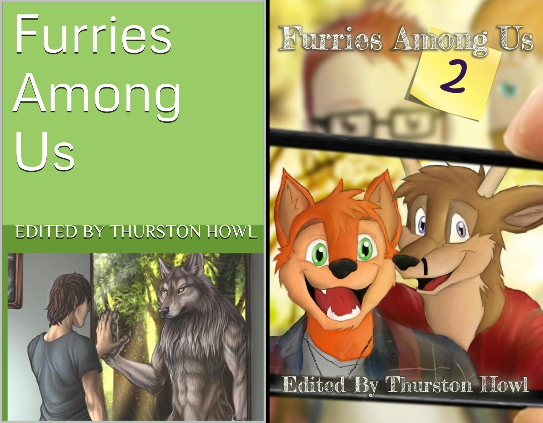 Furries Among Us (2 Book Series)