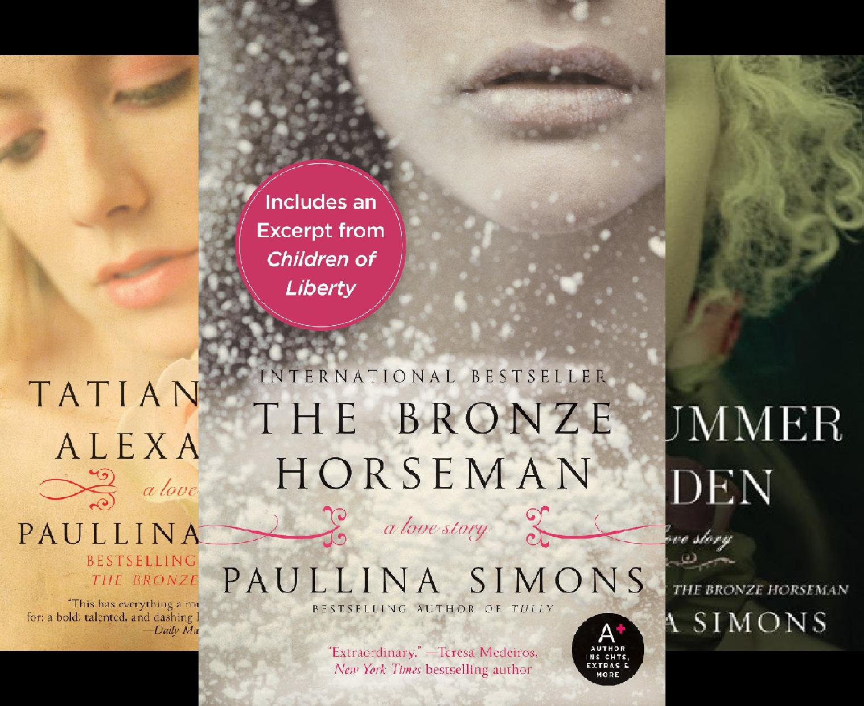 The Bronze Horseman Trilogy (3 Book Series)