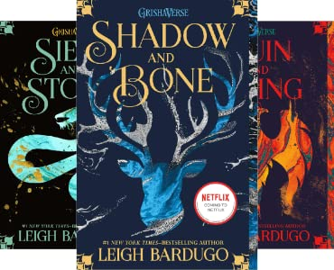 The Shadow and Bone Trilogy by Leigh Bardugo