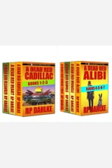 THE DEAD RED MYSTERY SERIES (2 Book Series) Kindle Edition