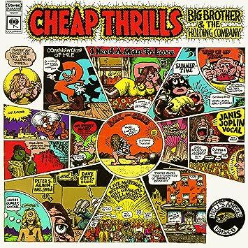 Amazon | Cheap Thrills [12 inch Analog] | Janis Joplin | 輸入盤 | 音楽