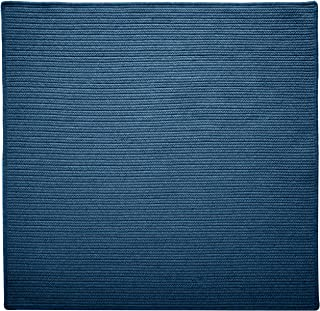 product image for Colonial Mills Westminster Area Rug 5x5 Federal Blue