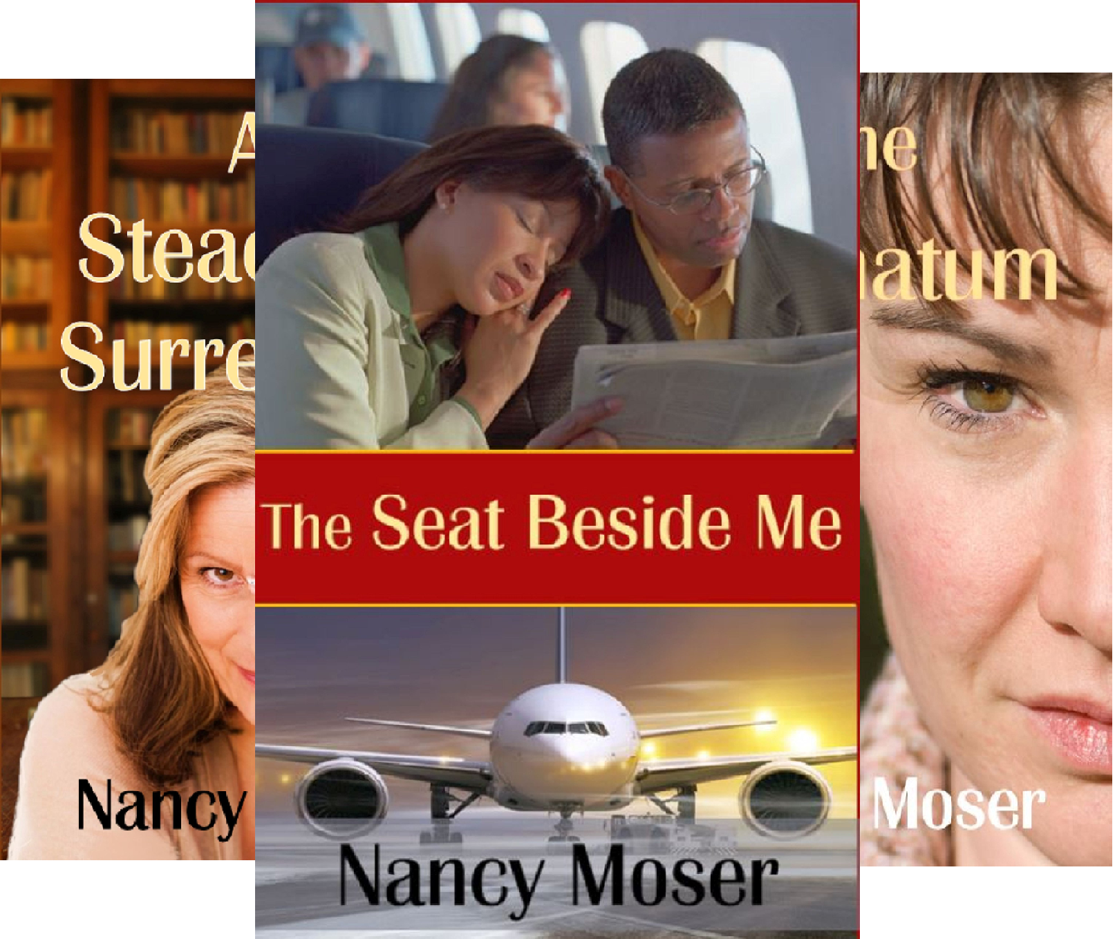 The Steadfast Series (3 Book Series)