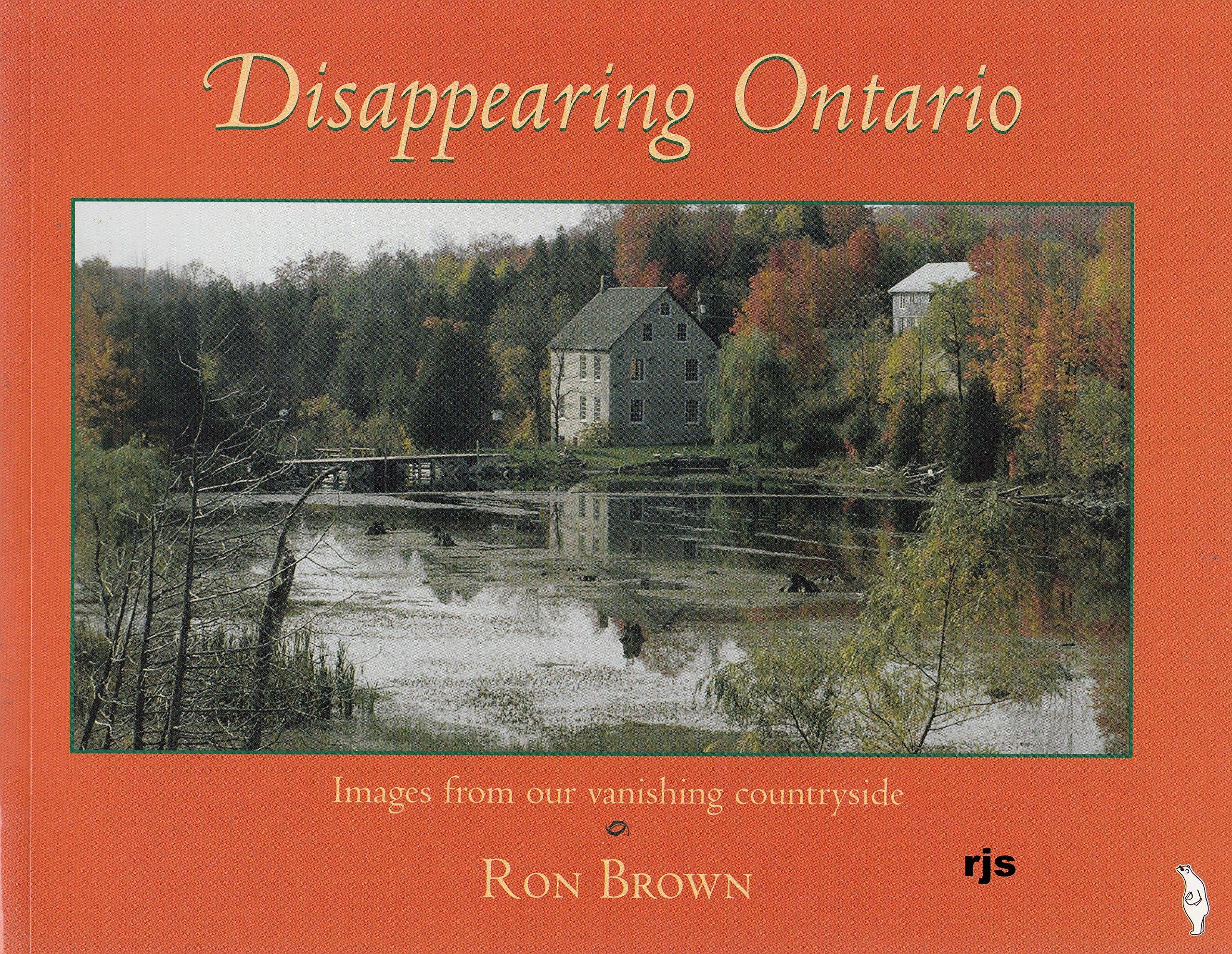 Disappearing Ontario: Amazon.es: Brown, Ron: Libros