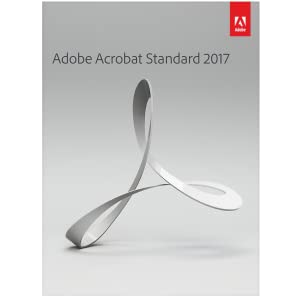 Adobe Acrobat Standard 2017 Download